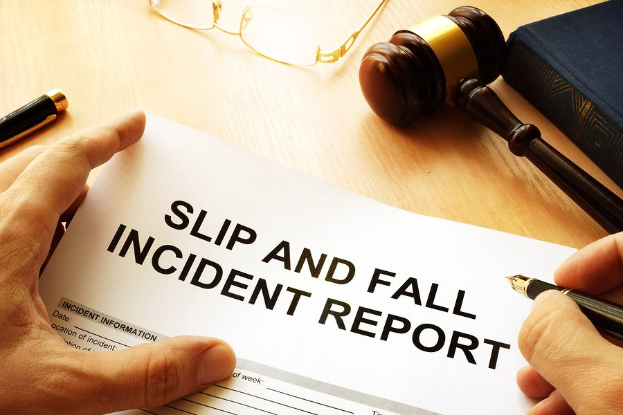 slip and fall lawyers Houston tx